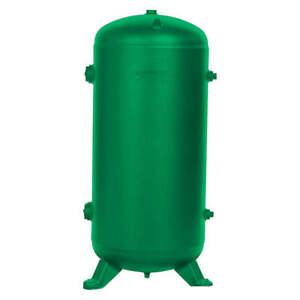 Speedaire Steel Air Tank stationary 200 Psi 60 Gal vert 1tzz7