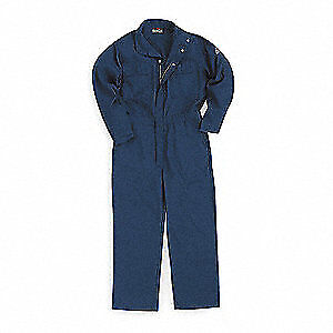 Bul Nomex r Iiia Flame resistant Coverall navy xl hrc1 Cnb2nv Ln 46 Navy Blue