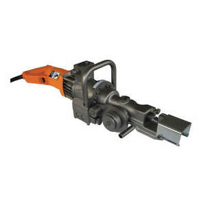Bn Products Usa Dbc 16h Rebar Cutter bender 180 Deg 10amp 5 8cap