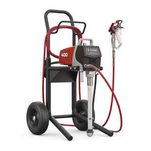 Titan Airless Paint Sprayer 3 4 Hp 0532001