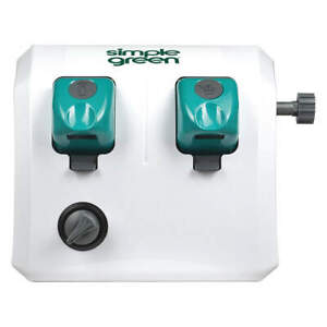 Simple Green Chemical Mixing Dispenser wall Mount 0800000108950