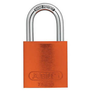 Abus Lockout Padlock ka orange 1 1 2 h pk6 72 40 Kax6 Orange