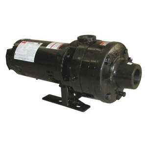 Dayton Booster Pump 1 Hp 3ph 208 To 240 480vac 45mw19