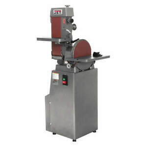 JET BeltDisc Finishing Machine1-12HP6x48 414553