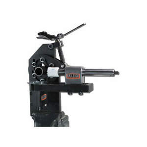 Baileigh Industrial Hole Saw Tube pipe Notcher 1 To 2 1 2 In Tn 250