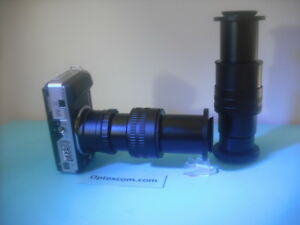 Sony 7 9 Full Frame Camera Adapter 2 Olympus Microscope Vari focal Bh Ax Bx Cx