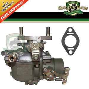 13912 New Carburetor For Ford 4000 4600 With 201ci Engines