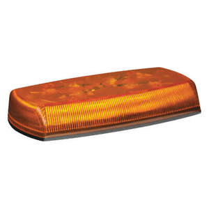 Ecco Mini Light Bar 18 L amber 5580a