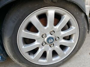 2000 01 02 03 04 2008 Jaguar X type S type 4pc 16 Rims Wheels Tires Pirelli