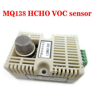 usa Mq138 Formaldehyde H2s Voc Gas Detection Sensor Module With Shell