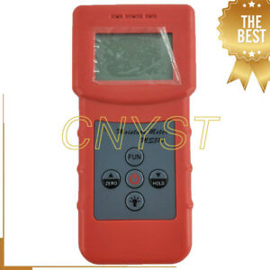 Ms310 Inductive Digital Portable Multifunctional Textile Moisture Meter For Wood