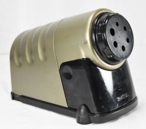 X acto High Volume Model 41 Commerical Office Electric Pencil Sharpener Gray