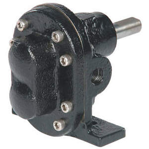Dayton Rotary Gear Pump Head 1 4 In 1 4 Hp 4khj5