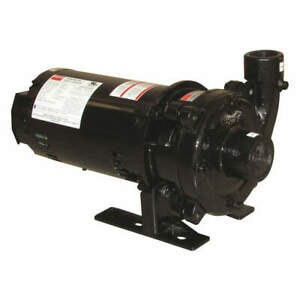 Booster Pump 1 Hp 3ph 208 To 240 480vac 45mw17