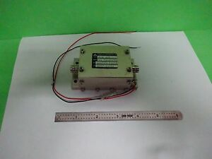Rf Microwave Frequency Electronics Fe 5620a Power Amplifier As Is Bin y1 04