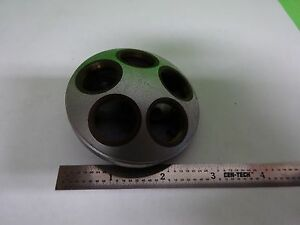 Microscope Part Leitz Germany Nosepiece As Is Bin 72 98