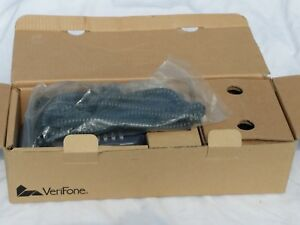 Verifone Omni 3200se Credit Card Terminal Printer Pos New Nos Free S