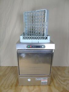 Hobart Lxih Hot Waterundercounter Dishwasher Free Shipping Commercial Address In