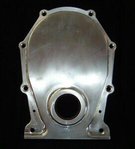 Billet Aluminum Timing Cover 383 440 Hemi Mopar W Fel Pro Gaskets Nitro Race