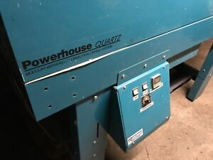 Workhorse Screen Printing Conveyor Dryer Printing Supplies