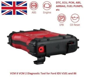 High Quality Vcm Ii Vcm 2 Diagnostic Tool For Ford Ids V101 And 86