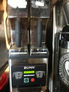 Bunn Mhg Commercial Heavy Duty nsf Multi Hopper Smart Digital Coffee Grinder