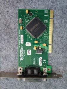 One National Instruments Ni Pci gpib Hight Speed Card Tested