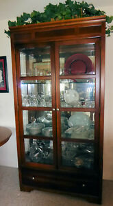 Curio And China Cabinets By Stanley Furniture