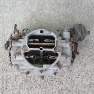 1964 Chevy Corvette 300 Hp Carter Afb Carburetor 3721 Sa Dated K4 Gm 3851761