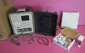 Hp 43200mc Portable Ecg Cardiac Heart Monitor Recorder Electrocardiograph System