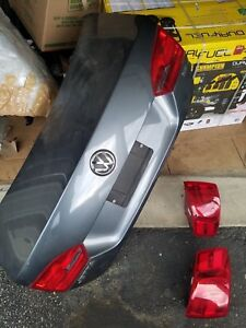 Vw Jetta Sedan 11 12 13 14 Trunk Lid