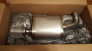 Ford Racing Borla Axle Back Right Rear Muffler For Mustang Gt 5 0l 2015 2017