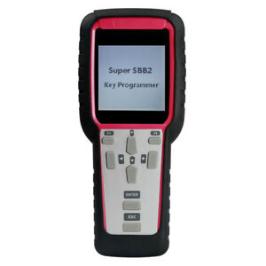 Super Sbb2 Key Programmer Tool With Oil Reset Immo Mileage Correction Tpms Eps