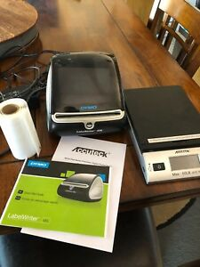 Dymo Label Printer With Scale