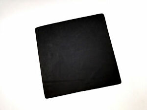 Endodontic Rubber Dam Sheet Black Latex Medium 6 x6 Adult Hygenic Dental 180pc