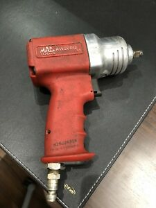 Mac Tools Aw280q Impact Air Wrench 3 8 Drive Works Great