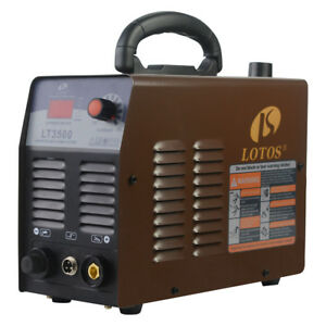 Lotos Lt3500 Fresh New 35amp Dual Voltage Portable 2 5 Cut Air Plasma Cutter