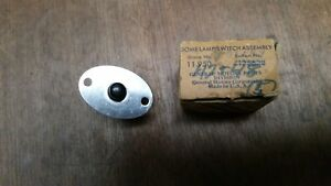 Nos Gm 41 58 Chevy Olds Caddy Packard Studebaker Dome Lamp Door Jamb Switch