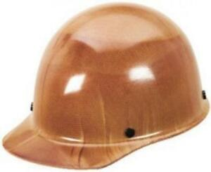 Msa 462638 Skullgard Protective Hard Hat Front Brim Staz on Suspension