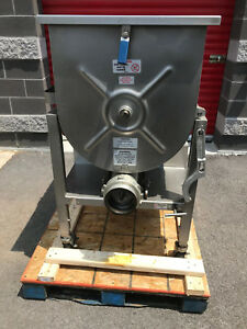 2011 Hollymatic Gmg180a 52 Stainless Mixer Grinder 10hp fully Refurbished