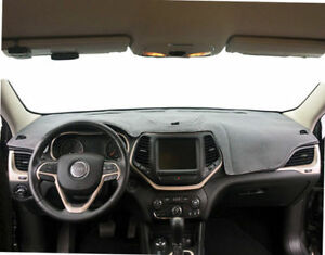 Gray Carpet Dash Cover Compatible W 2012 Toyota Yaris Sedan Only To72 0