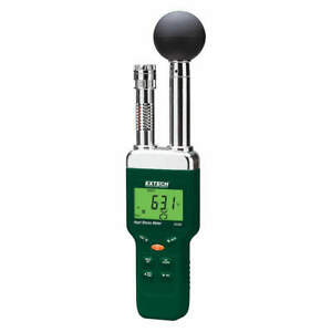 Extech Heat Stress Monitor 32 To 122 Degrees F Ht200