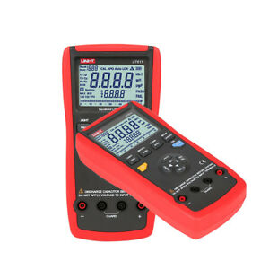 Ut611 Lcr Meter Inductance Capacitance And Resistance Tester Portable Multimeter