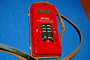 New Geiger Counter Dosimeter Dbg 06t With Geiger Tubes Sbm20