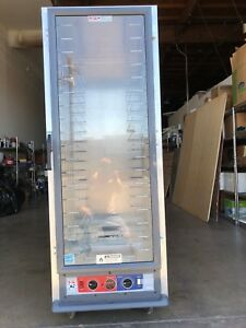 Metro C5 Series 1 Proofing Holding Cabinet Model C519 cfc 4 With Clear Door