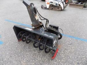 Bobcat Sb150 Snow Blower Attachment 48 Two Stage Fit s Mt Series Quick Attach