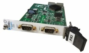 Ni Pxi 8432 2 2 port Isolated Rs232 Pxi Serial Instrument Control Module