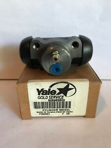 Yale Gold Service Cylinder Wheel 505963500