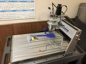 Usa Usb 6040 2 2kw 4axis Cnc Engraving Machine With Water Cooling System