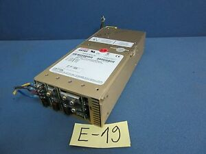 Astec Model Mp6 3d 1e 4ll 00 Power Supply 600w ixia 1600